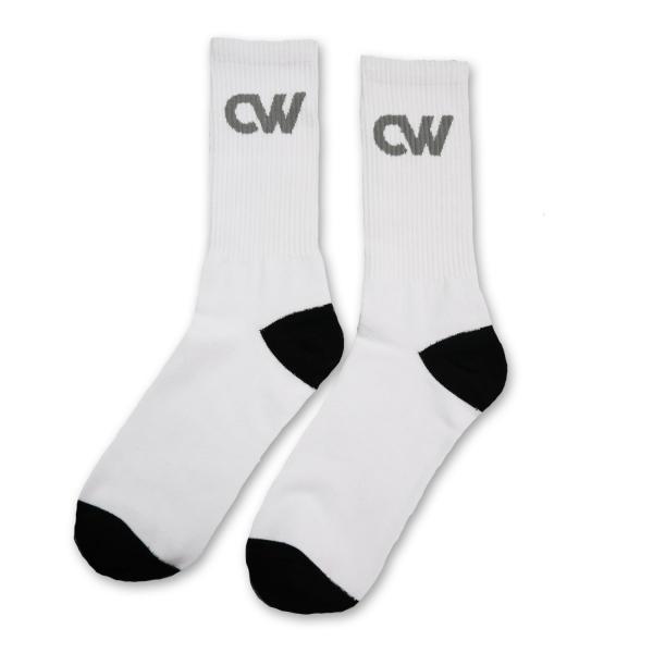 CW Logo Socks