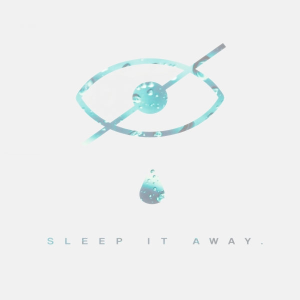 Sleep It Away CD + Heavy Rain T-Shirt Bundle