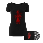 Skald CD + Girls Tee Bundle