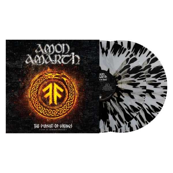 The Pursuit of Vikings - LP Bundle - Splatter
