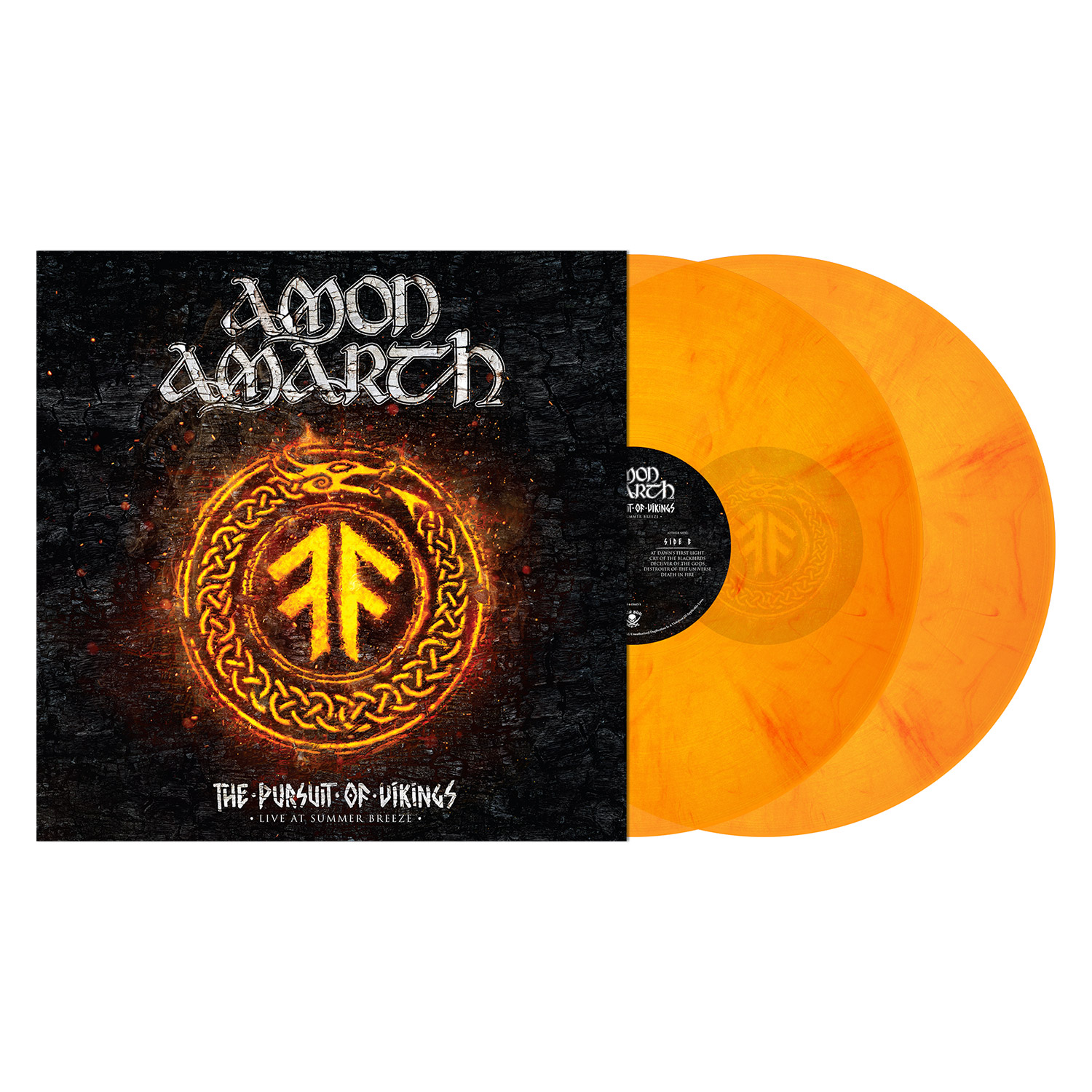 Amon Amarth Quot The Pursuit Of Vikings Deluxe Blu Ray