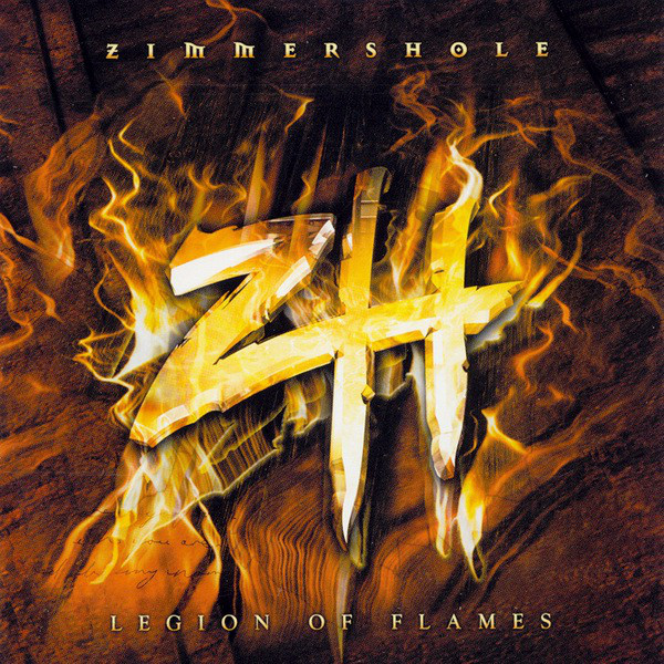 Legion Of Flames Digipak + SIGNED Insert