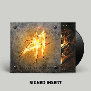 Legion Of Flames Blackened Hole LP + SIGNED Insert