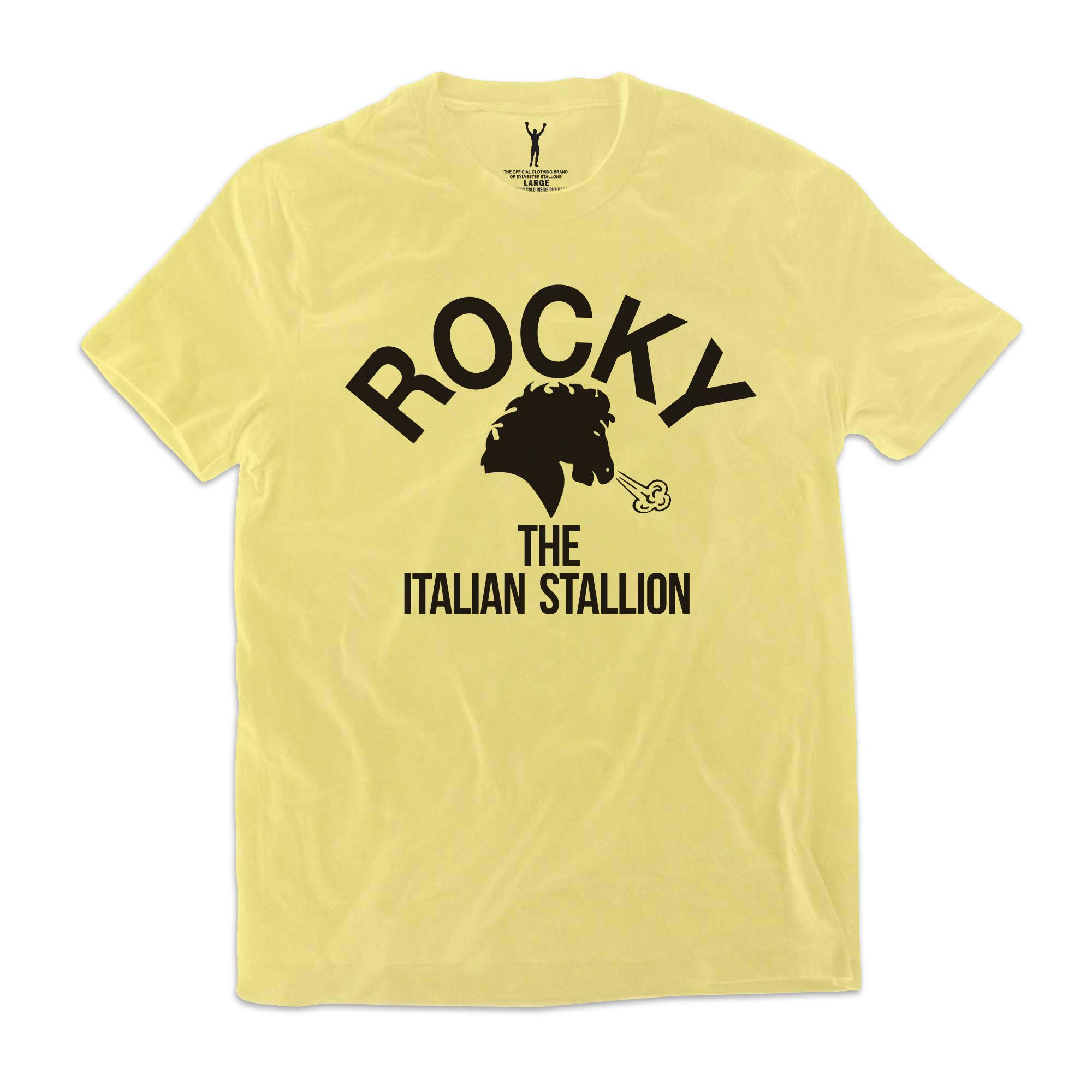 Rocky III Training Tee