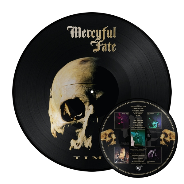 Time (Picture Disc)