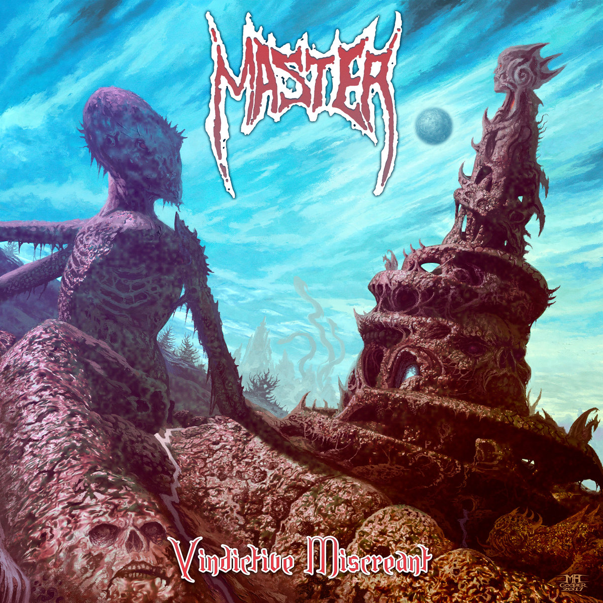Vindictive Miscreant (Death Metal)