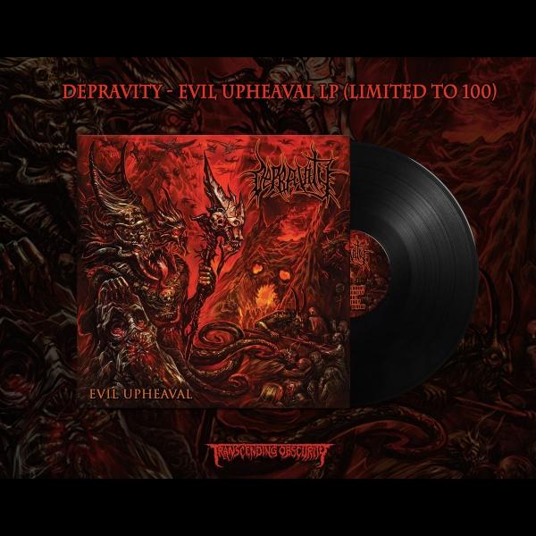 Evil Upheaval (Death Metal)