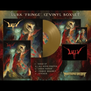 Fringe LP Box Set (Sludge/Doom Metal)