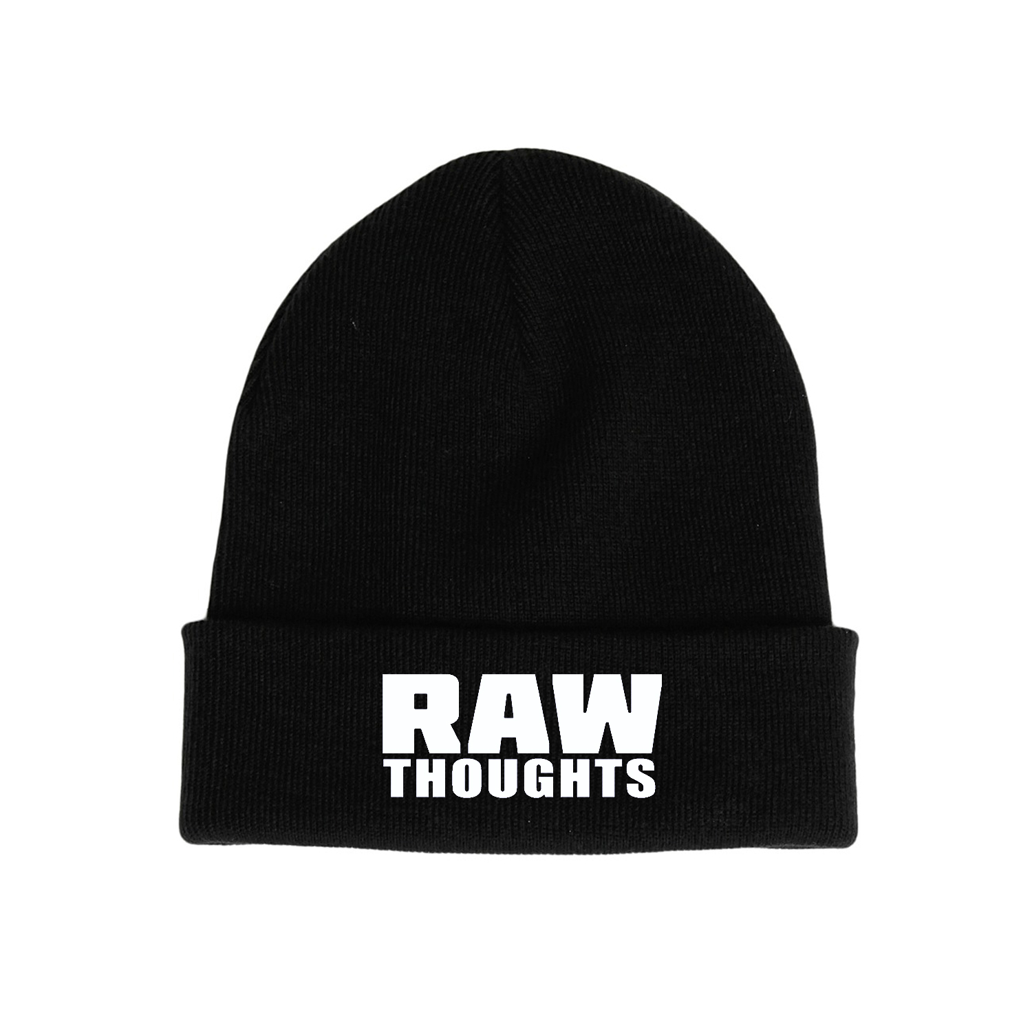 Raw Thoughts Beanie