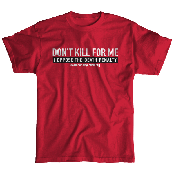 Don't Kill For Me (2 colors available)