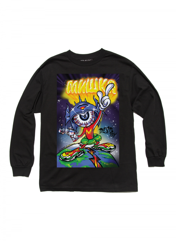 Lamour Mishka The Martian L/S