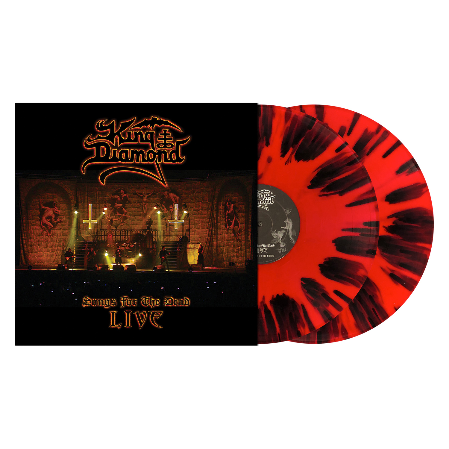 Songs for the Dead Live (Red Splatter)
