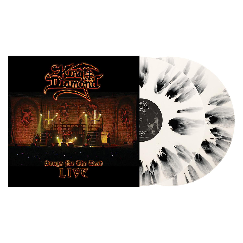 Songs for the Dead Live (White Splatter)