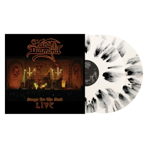 Songs for the Dead Live (White Splatter)