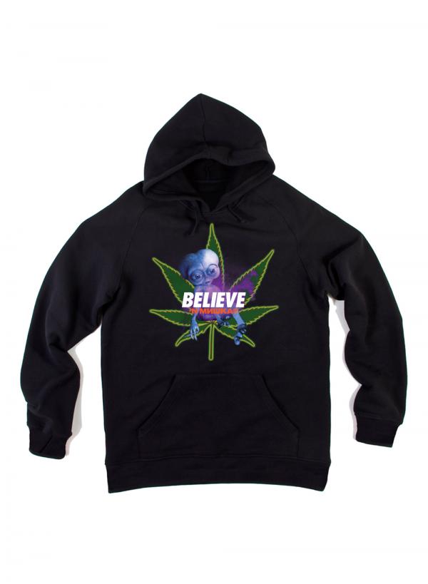 Believe 'N Mishka Pullover