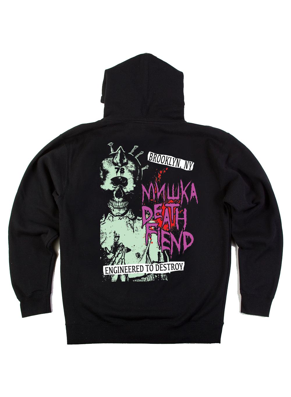 Mishka Death Fiend Pullover