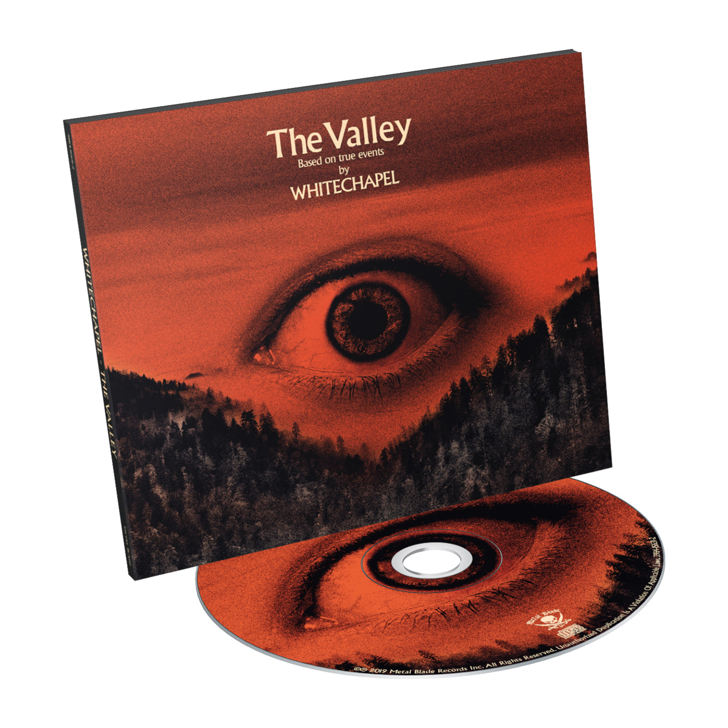 The Valley - CD Bundle - Longsleeve