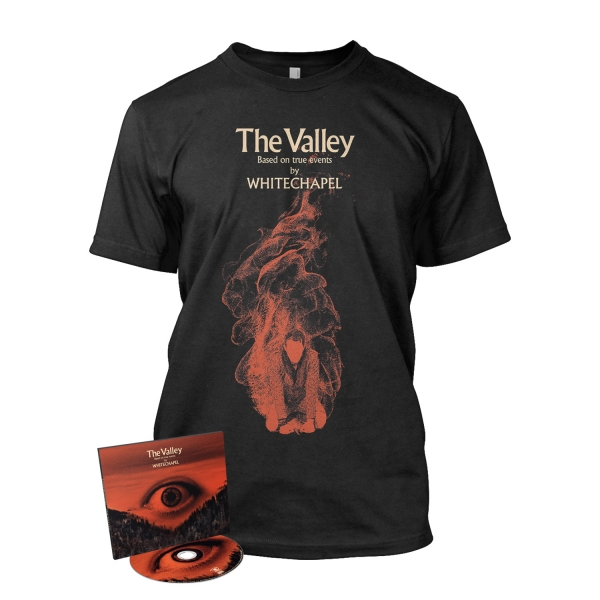 The Valley - CD Bundle - Brimstone