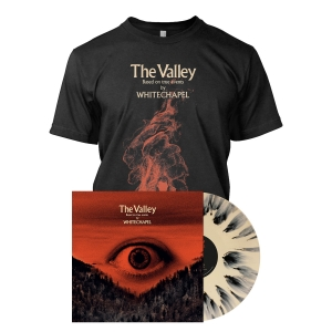Pre-Order: The Valley - LP Splatter Bundle - Brimstone