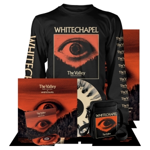 Pre-Order: The Valley - Deluxe Box Splatter Bundle - Longsleeve