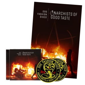 CD/Patch/Sticker/Poster Bundle