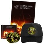 Pre-Order: CD/Patch/Sticker/Poster/Hat Bundle