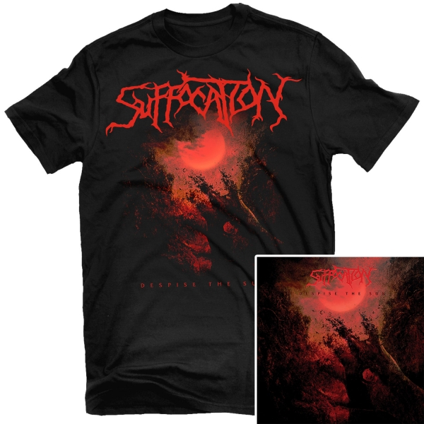 Despise The Sun T Shirt + LP Bundle