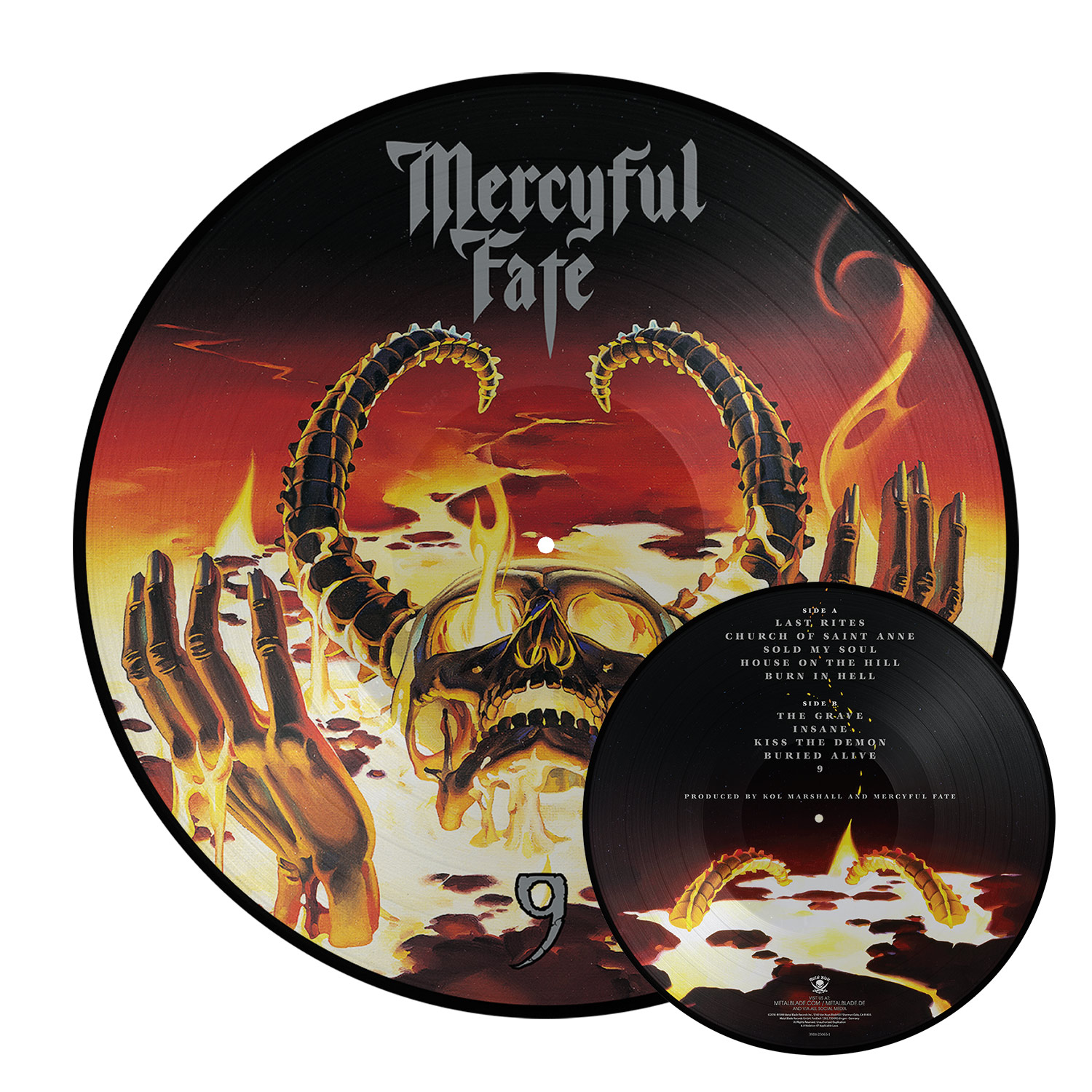 9 (Picture Disc)
