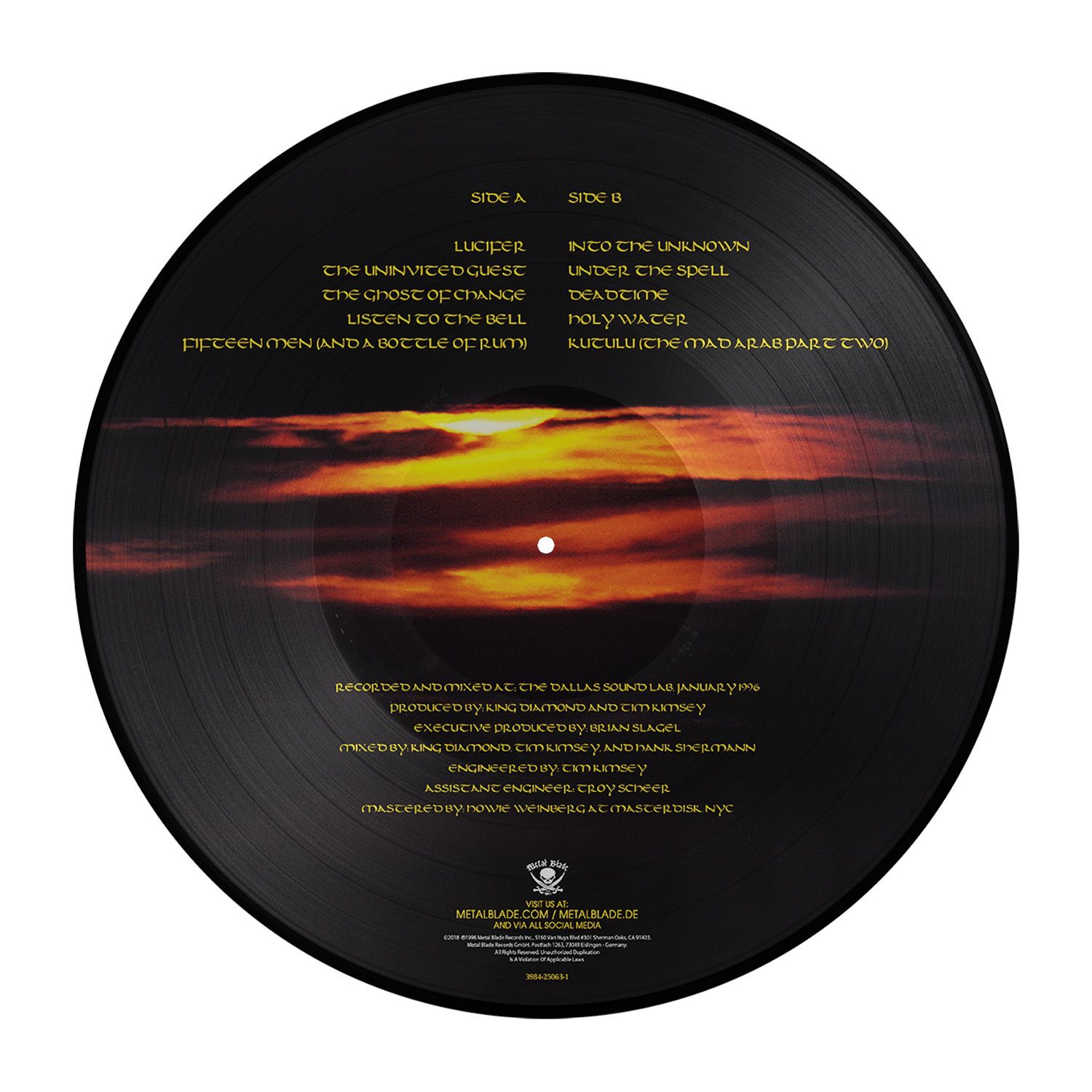 Into the Unknown (Picture Disc)