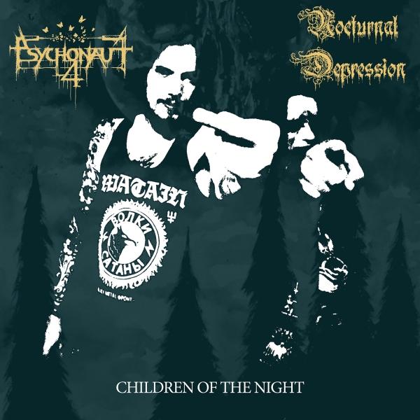 Children Of The Night (Split)