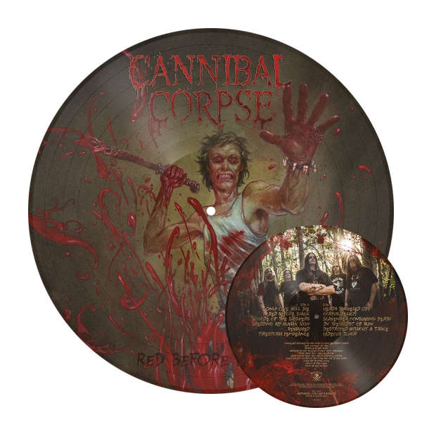 Red Before Black (Picture Disc)