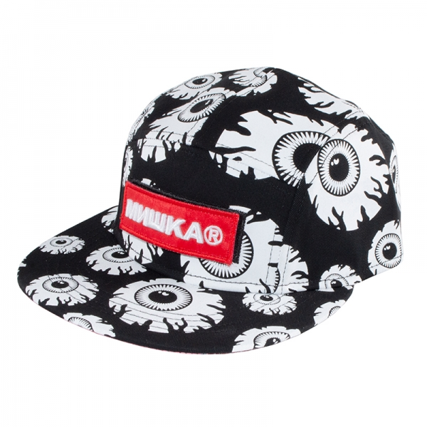 Keep Watch All Over 5 Panel Cap