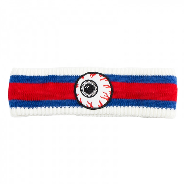 Keep Watch Striped Headband