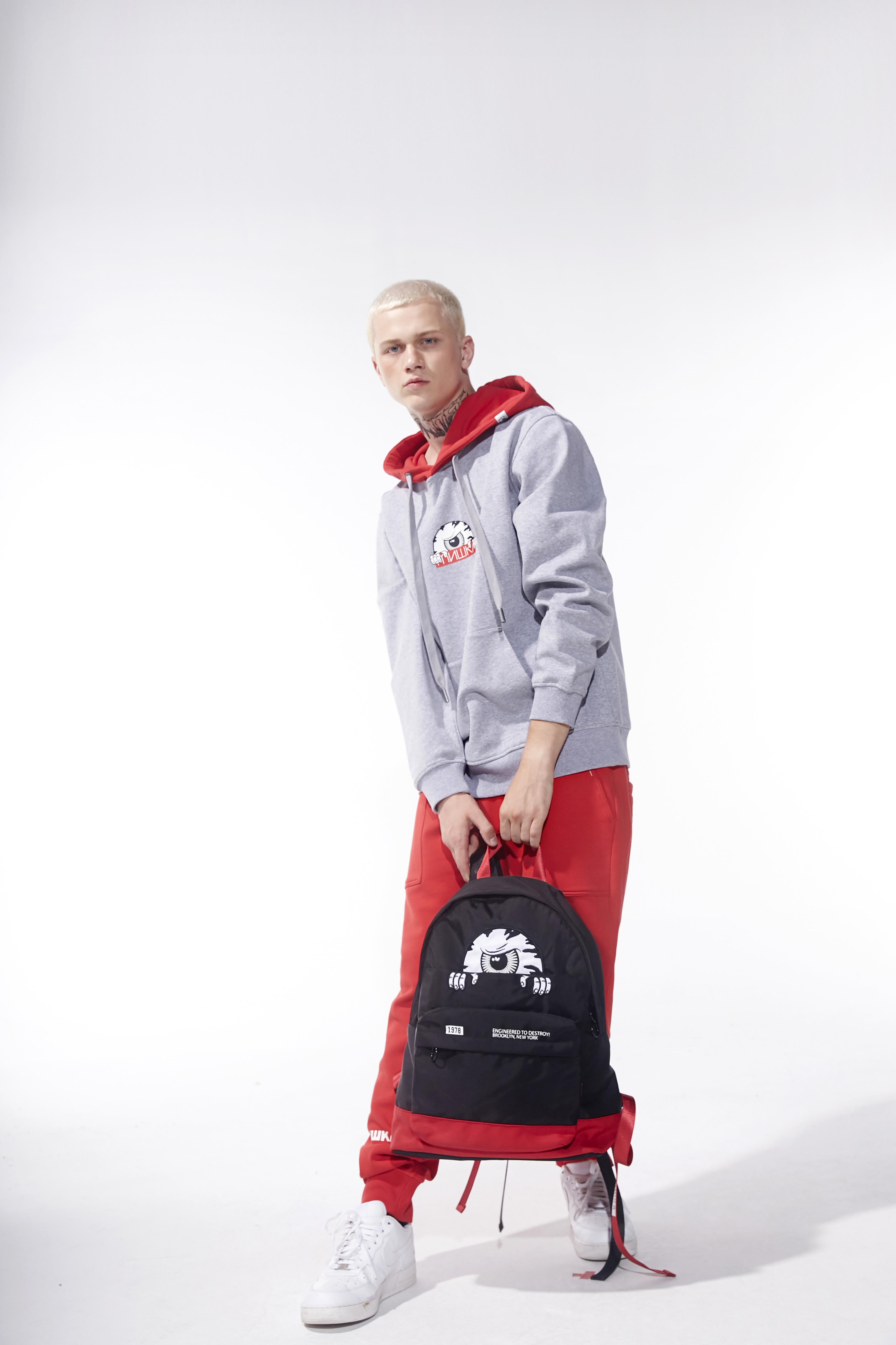 Peek-A-Boo Keep Watch Backpack