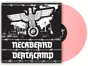 White Nationalism is for Basement Dwelling Losers (TRANS PINK LP)
