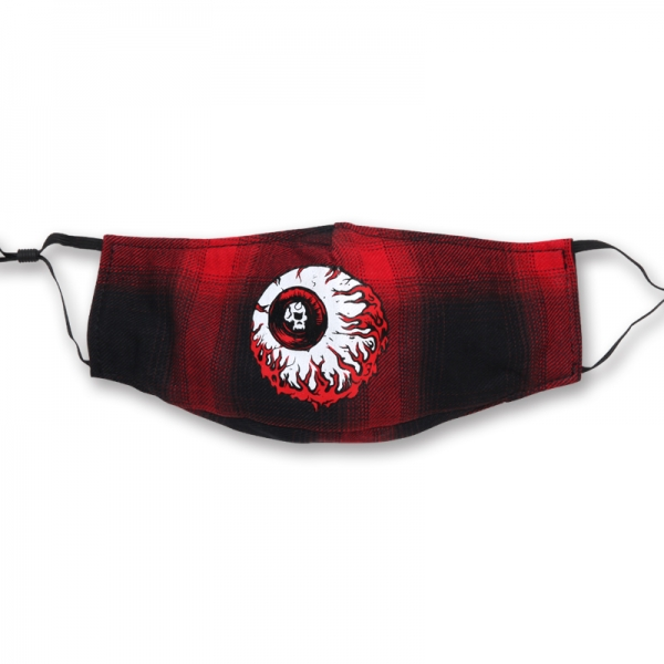 Keep Watch Tartan Face Mask