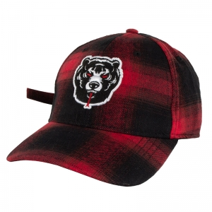 Death Adder Tartan Strap Back Cap