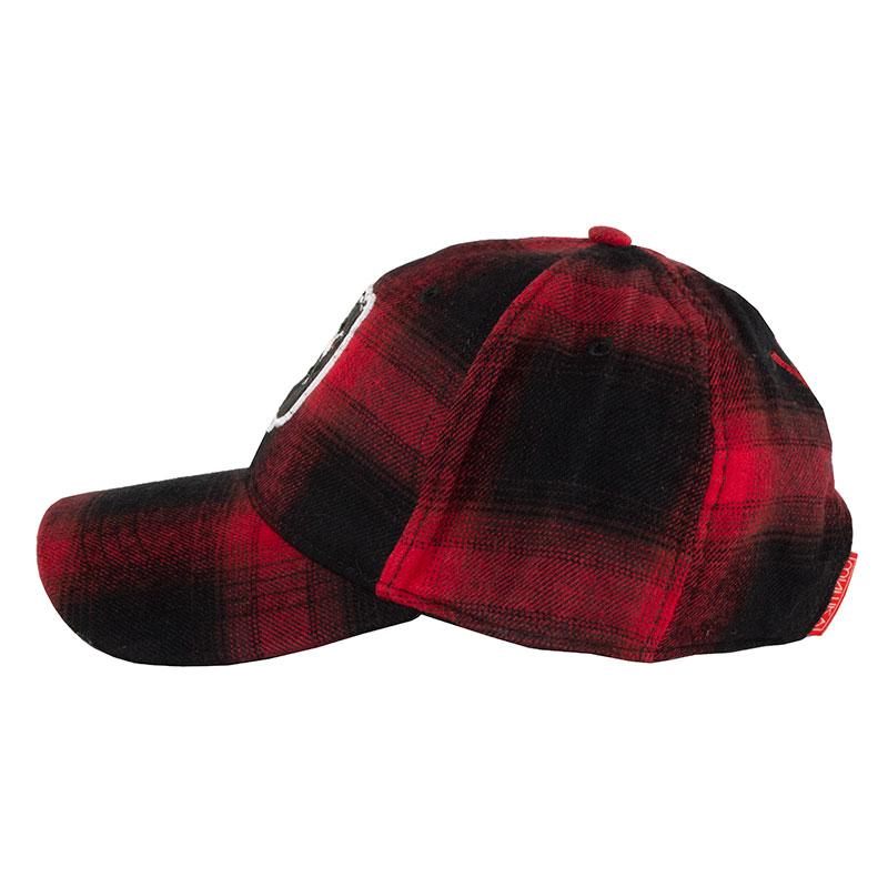 Death Adder Tartan Strap Back Cap
