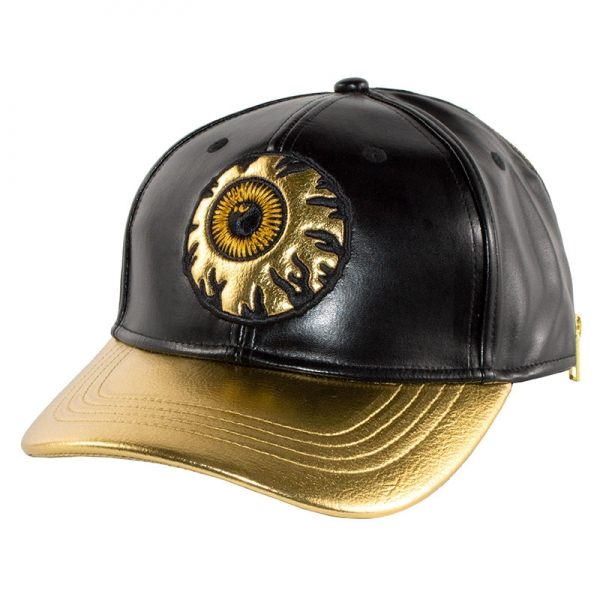 Stay Gold Keep Watch Zipper Strap Back