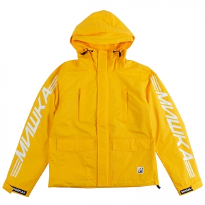 Cyrillic Mountain Parka