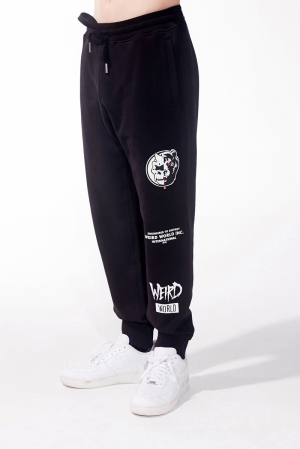 Weird World Split Icon Sweatpants