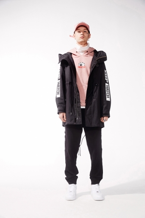 Keep Watch Flicker Hooded Jacket