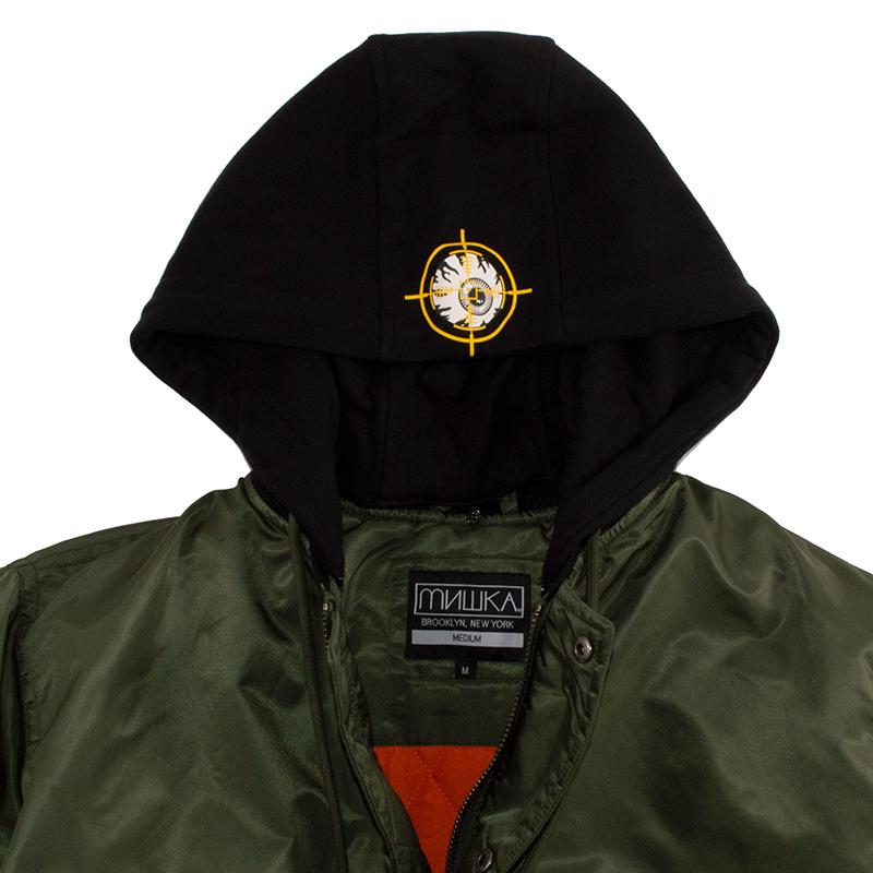 Keep Watch On-Target ETD Flight Jacket