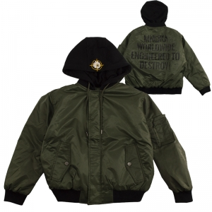 Keep Watch On-Target ETD Flight Jacket