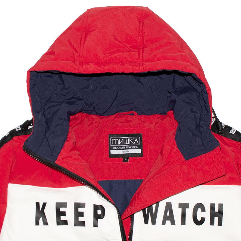Keep Watch Region Down Puffy Jacket