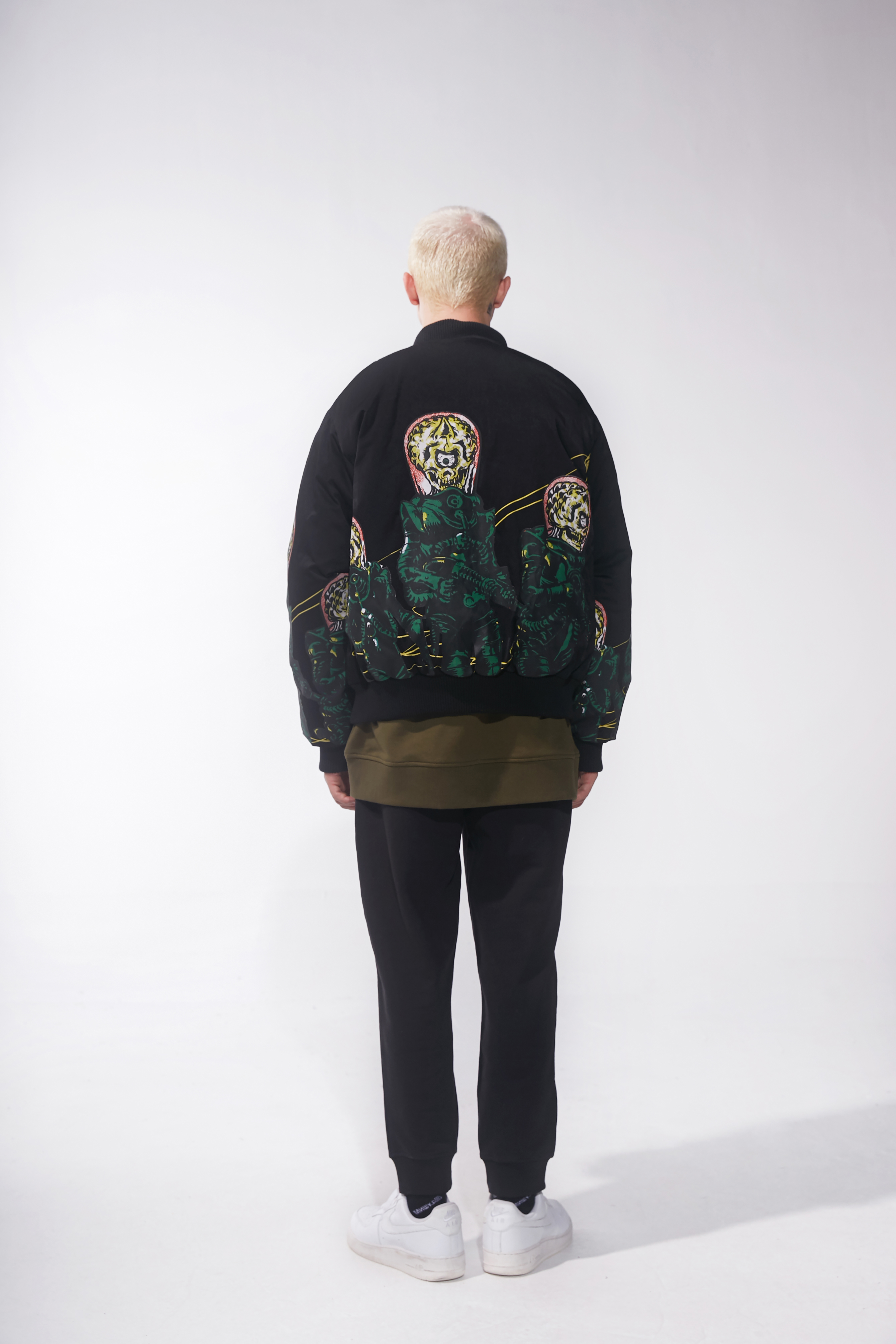 Lamour Attacks! Coaches Jacket