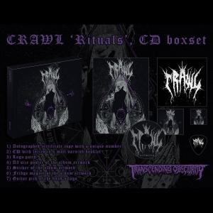 Rituals CD Boxset (Death Metal)