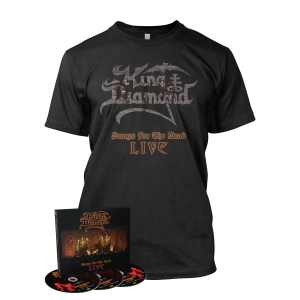 Pre-Order: Songs for the Dead Live - DVD Bundle