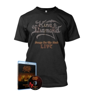 Pre-Order: Songs for the Dead Live - Blu-Ray Bundle