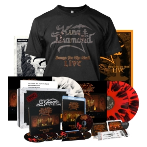 Songs for the Dead Live - Collectors Bundle